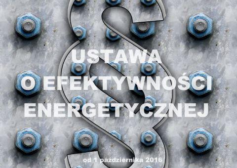 Ustawa o efektywności energetycznej